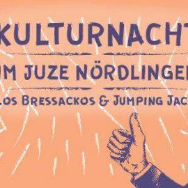 Kulturnacht mit Los Bressackos und Jumping Jack am 29. September 2017