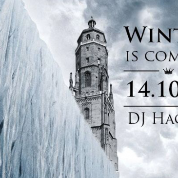 Winter Is Coming am 14. Oktober 2017