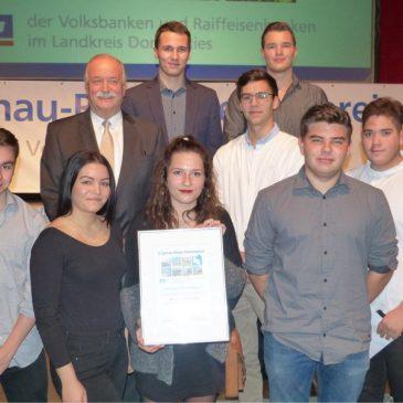 3. Platz beim Donau-Rieser-Heimatpreis